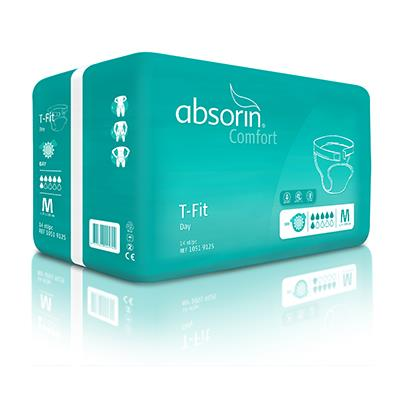 Absorin Comfort T-Fit